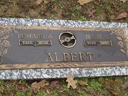 Mary <i>Reagan</i> Albert