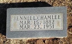 Jennie <i>Looper</i> Chamlee