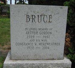 Arthur Gordon Bruce