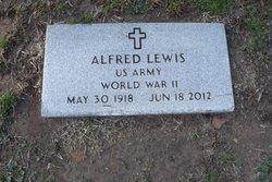 Alfred Lewis, Sr
