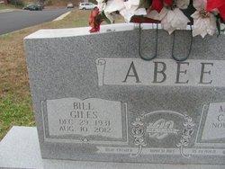 Billy Giles Bill Abee