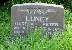 Martha Ann <i>Corbin</i> Luney