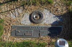 Helen C Lindy <i>Greiner</i> Adams