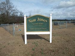 Sam Jones Family Cemetery
