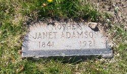 Janet <i>Brown</i> Adamson