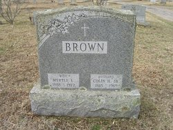 Colin H. Brown, Sr