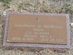 Radford Doctor Howard