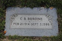 C B Burdine