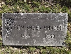 Amy <i>Sager</i> Hayden