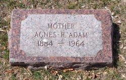 Agnes R. Adam