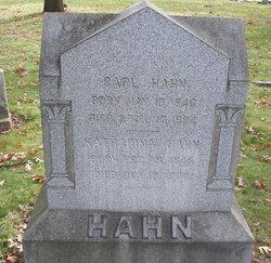 Carl Hahn