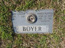 Margie <i>Merrell</i> Boyer