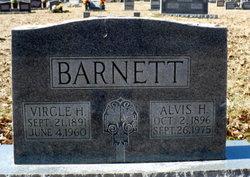 Alvis Olet <i>Honley</i> Barnett