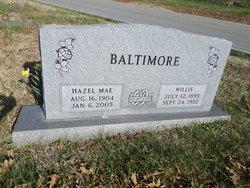 Hazel Mae Baltimore