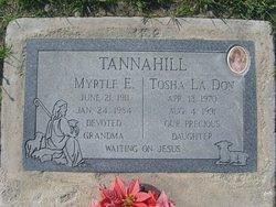 Tosha La Don Tannahill