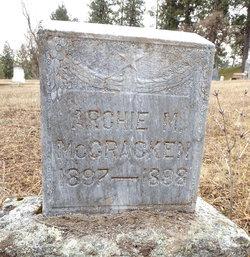 Archie McCracken
