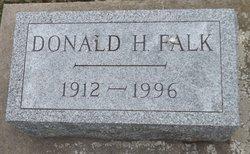 Donald H Falk