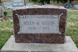 Helen M. <i>Taylor</i> Falk