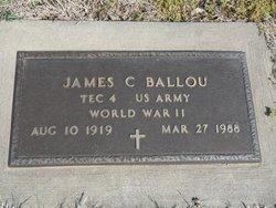 James Clarence Ballou