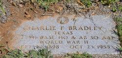 Charlie F. Bradley