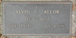 Alvin Bobby Baylor