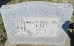 Mary Katherine Debes