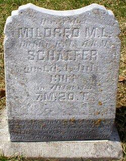 Mildred Marie Louisa Schaefer