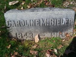 Caroline M. Bieler