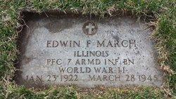Edwin F March