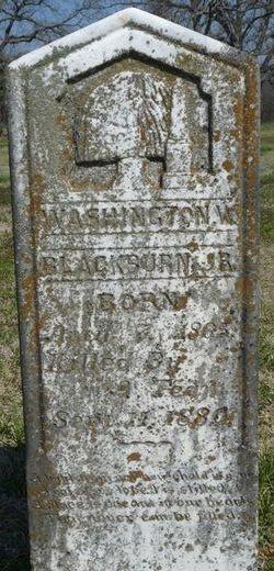 Washington W. Blackburn, Jr