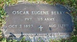 Oscar Eugene Berry