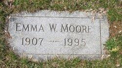 Emma W. Moore