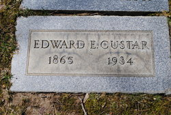 Edwin Edward Custar