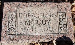 Dora Ellen <i>McCoy</i> Cordell