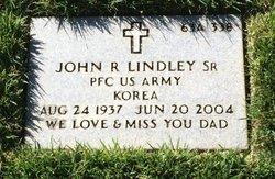 John Richard Lindley, Sr