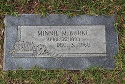 Minnie Mae Burke