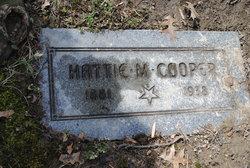 Anna Maria Hattie <i>Streubel</i> Cooper