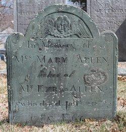 Mary <i>Durfee</i> Allen
