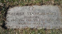 PFC George Stance Stanczewski