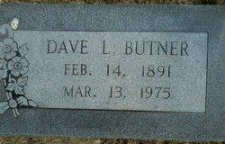 Dave Landrum Butner, Sr