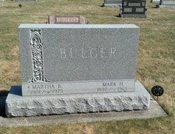 Martha B. <i>Sell</i> Bulger