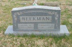 Anna Jane <i>Gragg</i> Beekman