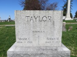 Horace Metcalfe Taylor