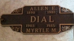 Myrtle Mammie <i>Gue</i> Dial