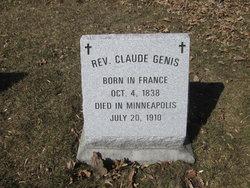Rev Claude Genis