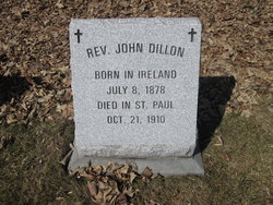 Rev John Dillon