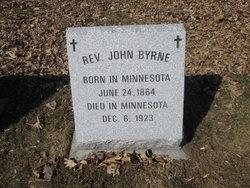 Rev John Byrne