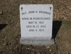 Rev John Brannon