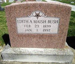 Edith A <i>Maish</i> Bush