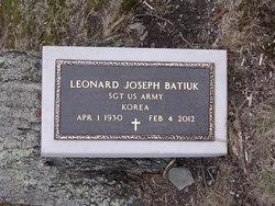 Leonard J Batiuk